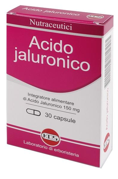 Kos Acido Jaluronico 30 Capsule