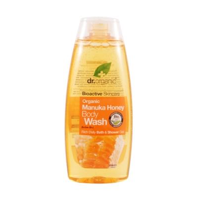 Dr Organic Manuka Honey Body Wash, 250ml