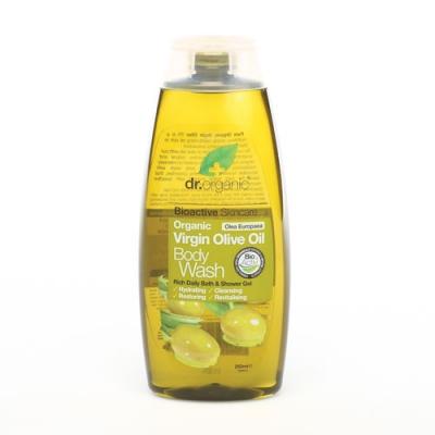 Dr Organic Olive Oil Body Wash, 250ml