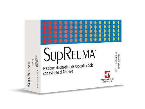 Pharmasuisse Laboratories Supreuma 30 Compresse
