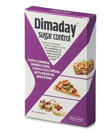 Syrio Dimaday Sugar Control 30 Compresse
