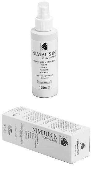 For Farma Nimbusin Spray Gambe 125 Ml