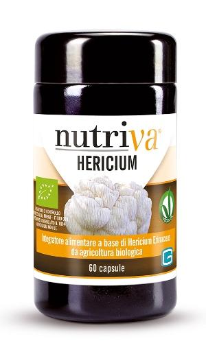 Cabassi e Giuriati Nutriva Hericium 60 Capsule Vegetali