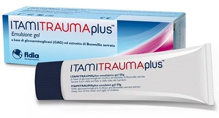 Fidia Farmaceutici Itamitraumaplus Emulsione Gel 50g