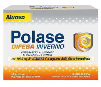 Pfizer Italia Div.consum.healt Polase Difesa Inverno 14 Bustine 9,9 G
