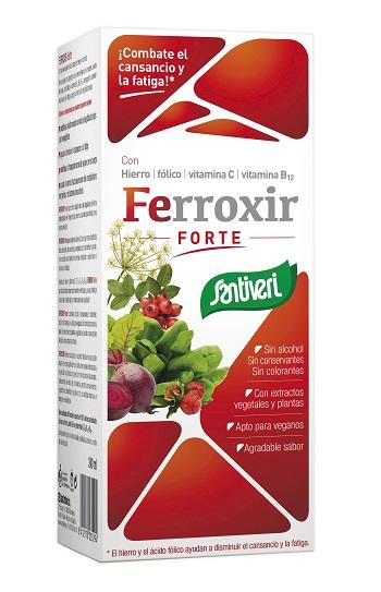 Santiveri Sa Ferroxir Forte 240 Ml