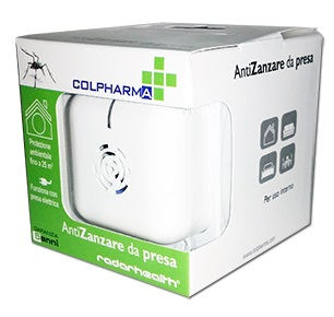 Colpharma Antizanzare Da Presa Rh102