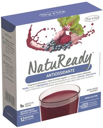 Syrio Natuready Antiossidante 12 Bustine Da 7 G