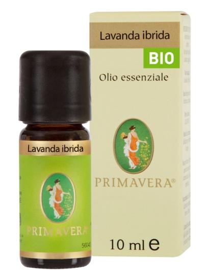 Flora Lavanda Bio Olio Essenziale 10 Ml