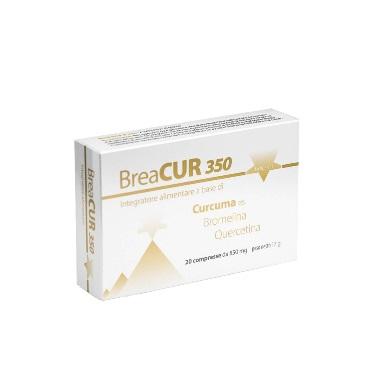 Breacur350 20 Compresse 17 G 2 Blister