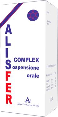 Alisa Farmaceutici Alisfer Complex Sospensione Orale 150 Ml