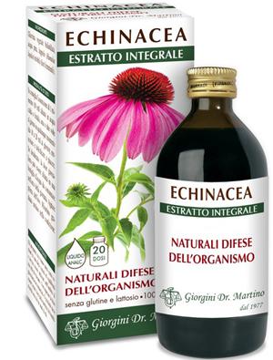 Dr.giorgini Ser vis Echinacea Estratto Integrale 200 Ml