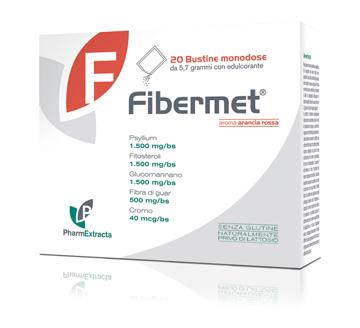 Pharmextracta Fibermet 20 Bustine