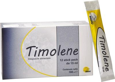 Bioeffe Timolene 12 Bustine Stick Pack 15 Ml
