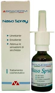 Braderm Naso Spray 30 Ml