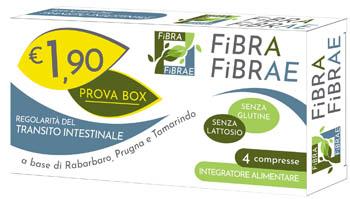 E.f.a.s. Fibra Fibrae 4 Compresse