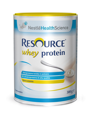 Resource Whey Protein Neutro 300 G