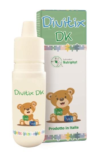Laboratori Nutriphyt Divitix Dk Gocce 15 Ml