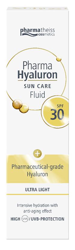 Naturwaren Italia Ptc Pharma Hyaluron Sun Care Body Fluid 30 150 Ml