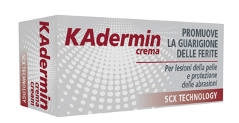 Pharmaday Pharm. Unipersona Kadermin Crema 50 Ml