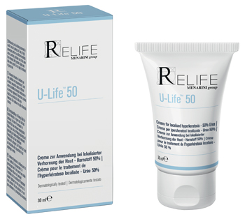 Relife U life 50 Crema 30 Ml Packaging Multilungua