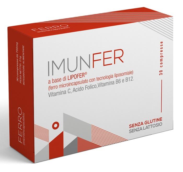 Zio Ecosalute Imunfer 30 Compresse