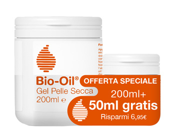 Perrigo Italia Bio Oil Gel 200 Ml + 50 Ml