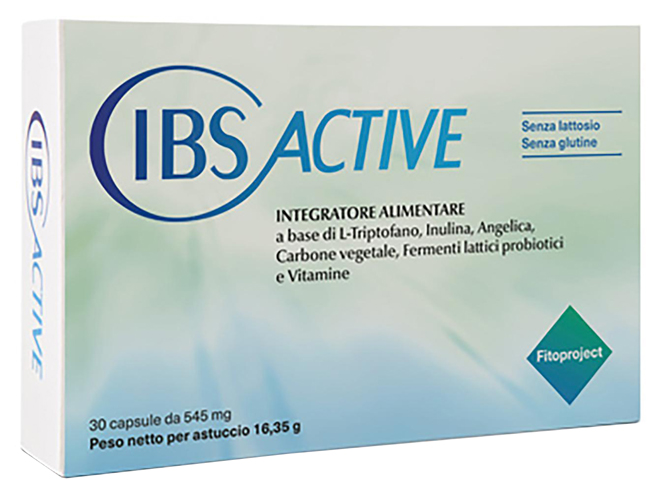 Fitoproject Ibs Active 30 Capsule