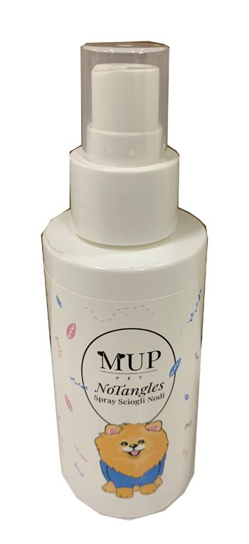 Biogei Cosmetici Mup Pet No Tangles Spray Sciogli Nodi 100 Ml