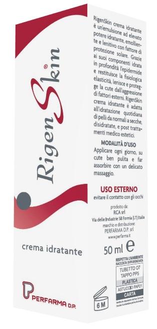 Perfarma D.p. Rigenskin Crema Idratante 50 Ml
