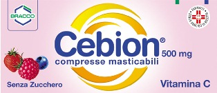 Cebion 500 500 Mg Compresse Masticabili 20 Compresse Masticabili Senza Zucchero