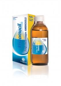 Viscomucil 3 Mg/Ml Sciroppo Flacone Da 200 Ml Con Misurino Dosatore