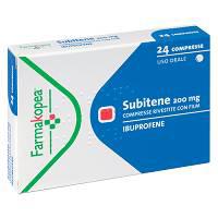 Subitene 200 Mg Compresse Rivestite Con Film 24 Compresse