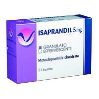 Isaprandil 5 Mg Granulato Effervescente 24 Bustine