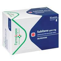 Subitene 400 Mg Granulato Per Soluzione Orale 12 Bustine