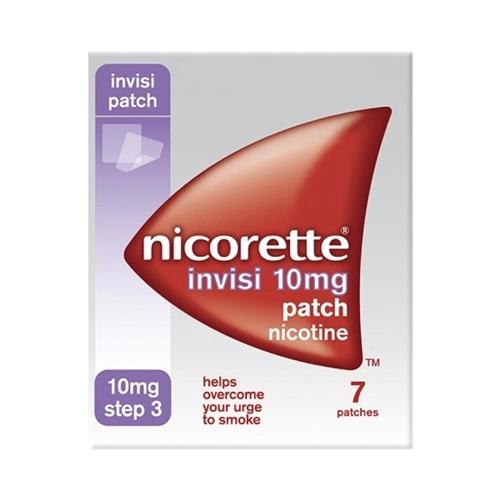Nicorette 10 Mg/ 16H Cerotti Trasdermici Semitrasparenti 7 Cerotti