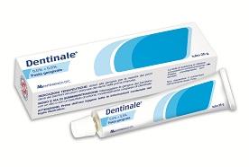 Dentinale 0,5% + 0,5% Pasta Gengivale Tubo 25 G