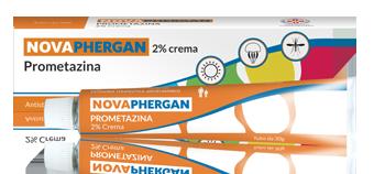 Novaphergan 2% Crema Tubo 30 G