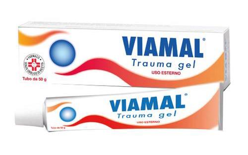 Viamal Trauma Gel Tubo 50 G