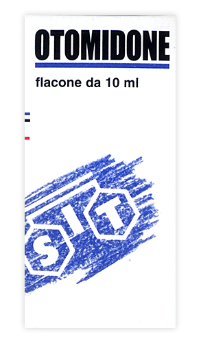 Otomidone 25 Mg/Ml + 28,8 Mg/Ml Gocce Auricolari Flacone Da 10 Ml