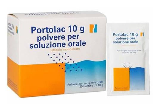 Portolac Eps 10 G Polvere Per Soluzione Orale 20 Bustine