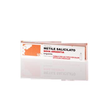 Metile Salicilato 10% Unguento Tubo Da 30 G