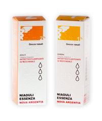 Niaouli Essenza 1% 1%  Bambini Gocce Nasali, Soluzione Flacone 10 G