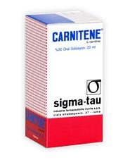 Carnitene 1,5 G/5 Ml Soluzione Orale 1 Flacone Da 20 Ml + Cucchiaio Dosatore