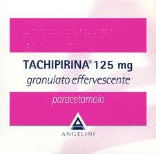 Tachipirina 125 Mg Granulato Effervescente 20 Bustine