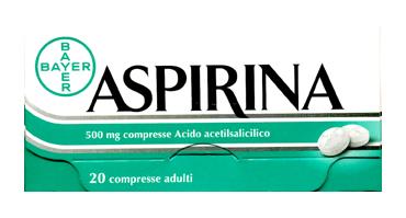 Aspirina 500 Mg Compresse 20 Compresse