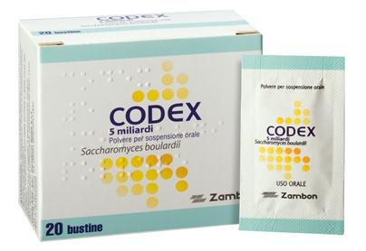 Codex 5 Miliardi Polvere Per Sospensione Orale 20 Bustine