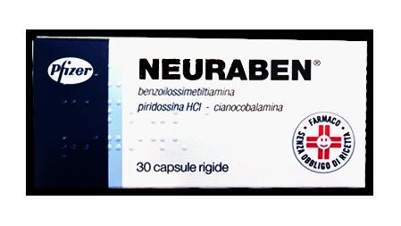Neuraben 100 Mg Capsule 30 Capsule