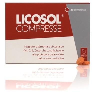 Derma team Licosol 30 Compresse