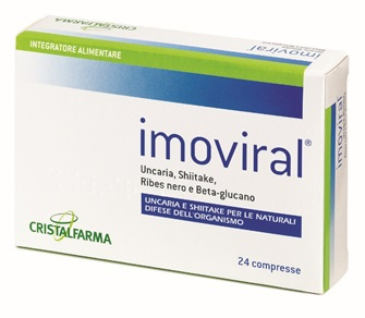 Cristalfarma Imoviral 24 Compresse